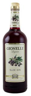 Gionelli Sloe Gin 1.00l - Case of 12